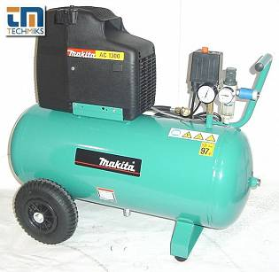 Kompresor 1,5kW 8 bar 135L/min. MAKITA